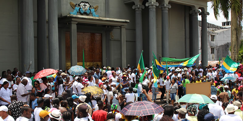 Acuerdos entre el Estado Colombiano y el Comité Civico Departamental por la salvacion y la dignidad del Choco